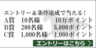 【競馬&競輪】長月の競馬&競輪共同キャンペーン!
